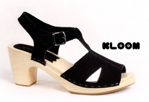 kloom clogs sepatu kayu