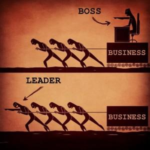 beda boss dan pemimpin