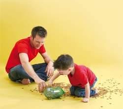 Mengembangkan Jiwa Bisnis Pada Anak