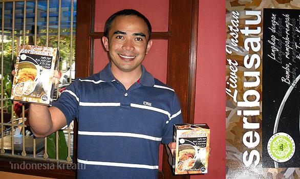 Andris Wijaya Contoh Sukses Inovasi Dalam Wirausaha