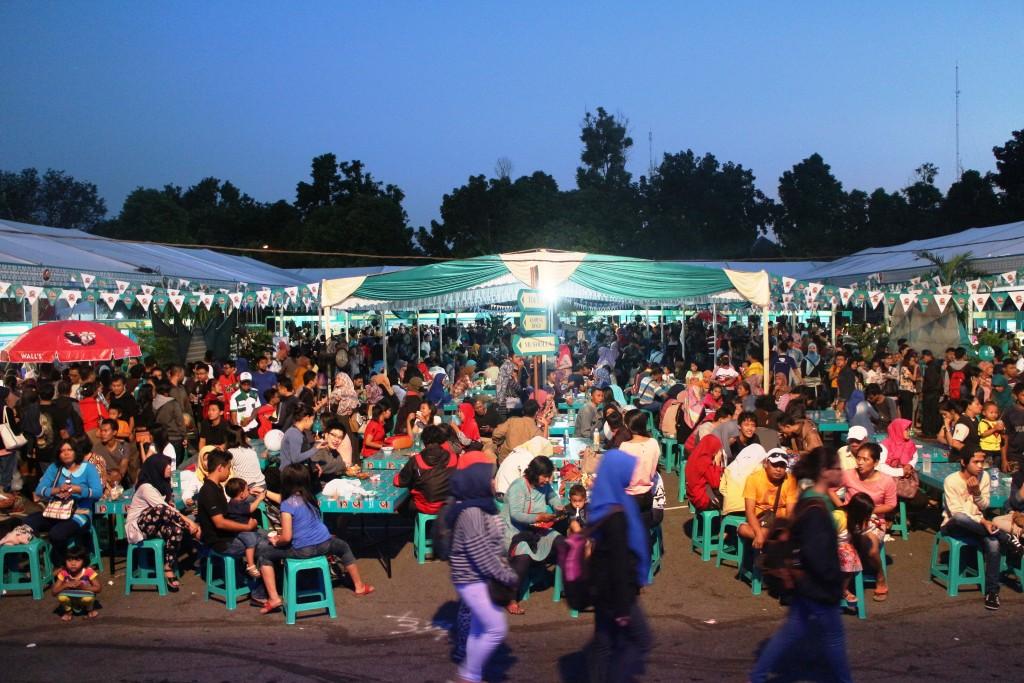 Festival Kuliner Bango 2015