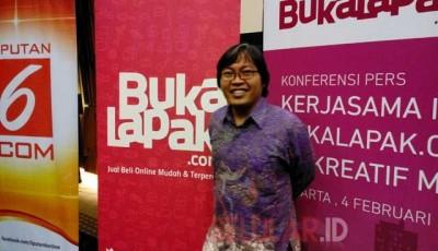 Achmad Zacky Founder Bukalapak.com