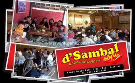 Wisata Kuliner Bali D'sambal
