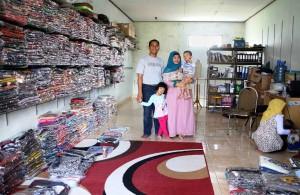 Pusat penjualan online butik sasmaya