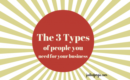 3 Jenis Orang Yang Harus Dimiliki Dalam Bisnis