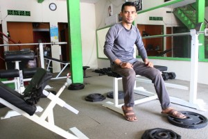wirausaha fitness center