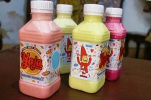 yoghurt yoja ikon baru Yogyakarta