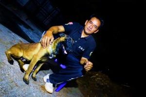 Pelatih Anjing ras