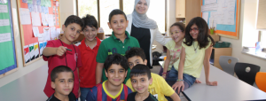 hanan khader and children-helloworldkids