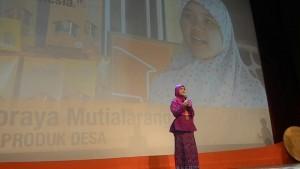 wirausaha muda agrobisnis Adinda Soraya Mutialarang